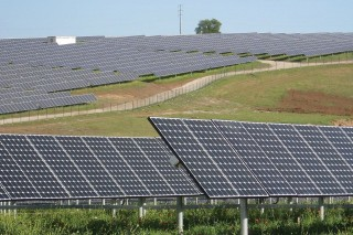 Эффективность солнечных батарей зависит от погоды