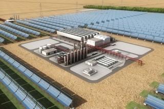 Возобновляемая электроэнергетика в ОАЭ