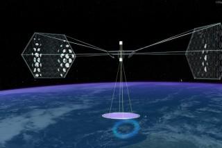 Орбитальные солнечные модули